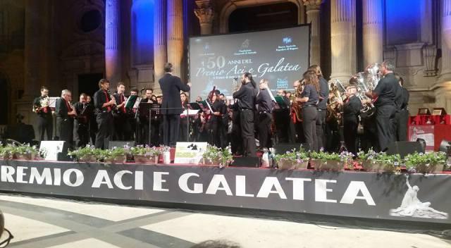 Riflettori puntati su Montalbano Elicona per il Premio Aci e Galatea 2015